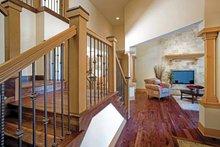 Dream House Plan - Contemporary Interior - Family Room Plan #951-2