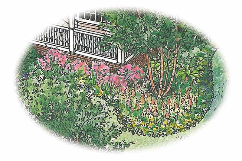 Victorian Exterior - Front Elevation Plan #1040-84 - Houseplans.com