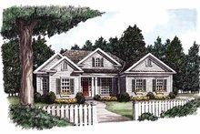 House Plan Design - Ranch Exterior - Front Elevation Plan #927-766