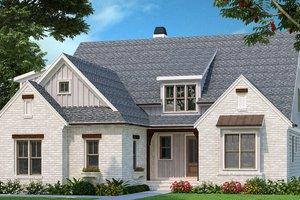 Farmhouse Exterior - Front Elevation Plan #927-1006