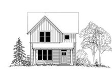 Craftsman Exterior - Front Elevation Plan #48-493