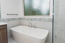 House Plan Design - Contemporary Photo Plan #1070-14