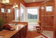 Country Interior - Master Bathroom Plan #930-140