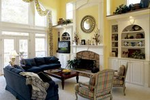 Home Plan - Colonial Interior - Family Room Plan #927-174