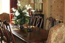 Dream House Plan - Mediterranean Interior - Dining Room Plan #1058-18