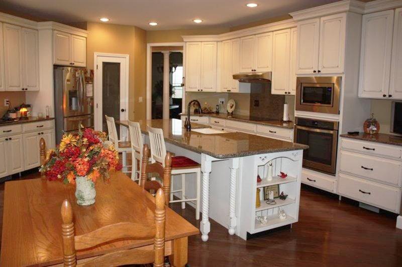 Country Interior - Kitchen Plan #927-653 - Houseplans.com