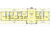 Ranch Style House Plan - 3 Beds 3 Baths 3645 Sq/Ft Plan #888-6 Floor Plan - Main Floor Plan