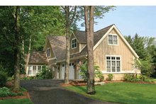 House Plan Design - Craftsman Exterior - Rear Elevation Plan #928-199