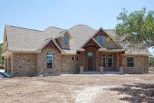 Architectural House Design - Craftsman Exterior - Front Elevation Plan #120-172