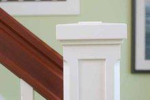 House Plan Design - Traditional Interior - Entry Plan #928-95