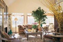 Home Plan Design - Country Interior - Family Room Plan #429-299