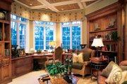 Mediterranean Style House Plan - 3 Beds 4.5 Baths 4534 Sq/Ft Plan #930-312 Interior - Other