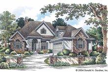 Home Plan - Craftsman Exterior - Front Elevation Plan #929-732
