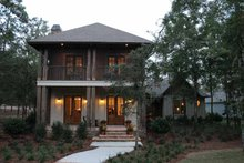 Architectural House Design - Bungalow Exterior - Front Elevation Plan #37-278