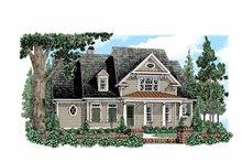 House Plan Design - Craftsman Exterior - Front Elevation Plan #927-526