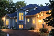 Craftsman Style House Plan - 4 Beds 3.5 Baths 3719 Sq/Ft Plan #928-175 Exterior - Front Elevation