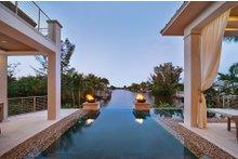 Home Plan - Contemporary Exterior - Outdoor Living Plan #930-20