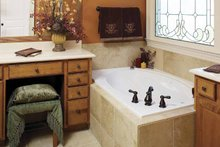 Home Plan - Traditional Interior - Bathroom Plan #929-708