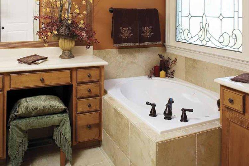 Traditional Interior - Bathroom Plan #929-708 - Houseplans.com