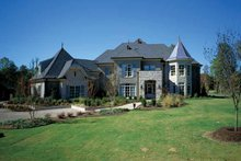 Architectural House Design - Country Exterior - Front Elevation Plan #952-182