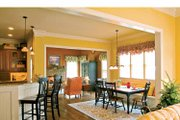 Country Style House Plan - 4 Beds 3 Baths 3254 Sq/Ft Plan #927-295 Interior - Other