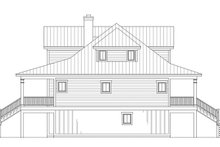House Plan Design - Country Exterior - Other Elevation Plan #991-31