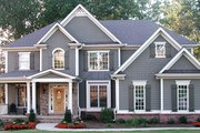 Traditional Style House Plan - 5 Beds 4 Baths 3054 Sq/Ft Plan #54-324