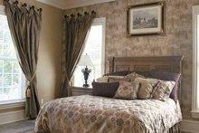 House Plan Design - Mediterranean Interior - Master Bedroom Plan #927-202