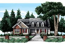 House Plan Design - Country Exterior - Front Elevation Plan #927-306