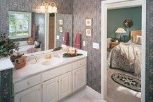 Architectural House Design - Country Interior - Bathroom Plan #929-190