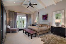 Country Interior - Master Bedroom Plan #1017-157