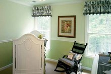 House Plan Design - Colonial Interior - Bedroom Plan #927-872