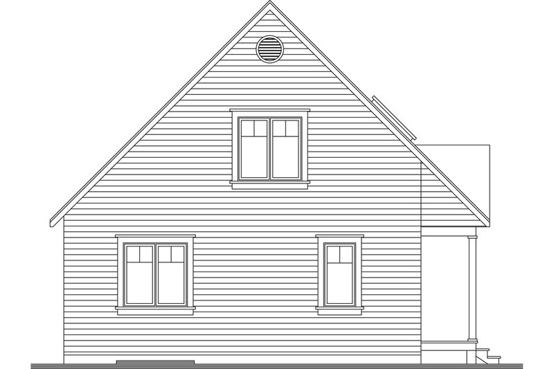 Cottage Style House Plan 3 Beds 2 Baths 1226 Sq Ft Plan