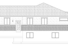 Ranch Exterior - Other Elevation Plan #1060-9
