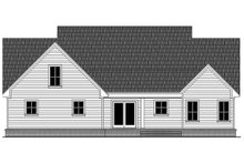 Farmhouse Exterior - Rear Elevation Plan #21-443