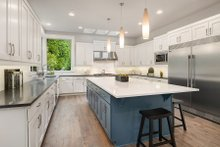 House Plan Design - Contemporary Interior - Kitchen Plan #1066-14