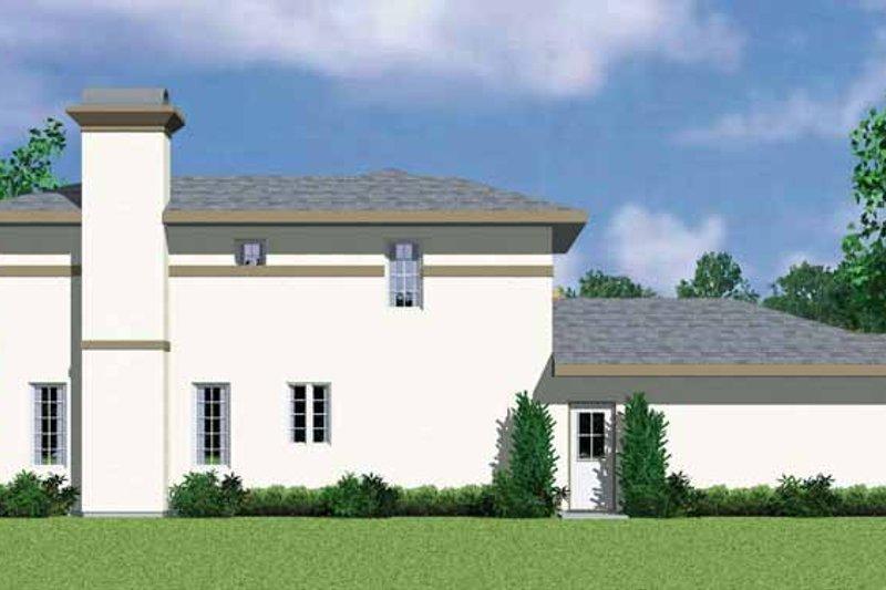 Prairie Exterior - Other Elevation Plan #72-1127 - Houseplans.com