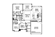 Ranch Style House Plan - 2 Beds 2 Baths 1808 Sq/Ft Plan #1010-102 Floor Plan - Other Floor Plan