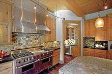 Dream House Plan - Contemporary Interior - Kitchen Plan #951-2