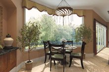 Mediterranean Interior - Dining Room Plan #930-175