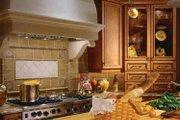 Mediterranean Style House Plan - 4 Beds 4.5 Baths 5109 Sq/Ft Plan #930-98 Interior - Kitchen