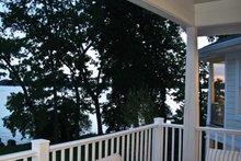 House Plan Design - Craftsman Exterior - Covered Porch Plan #928-259