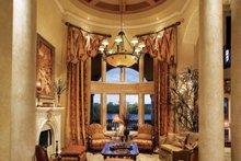 Dream House Plan - European Interior - Family Room Plan #930-357