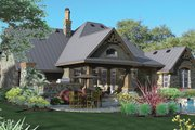 Country Style House Plan - 3 Beds 2.5 Baths 2106 Sq/Ft Plan #120-243