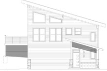 Architectural House Design - Country Exterior - Front Elevation Plan #932-380
