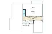 Contemporary Style House Plan - 3 Beds 2 Baths 2470 Sq/Ft Plan #923-55 Floor Plan - Upper Floor Plan