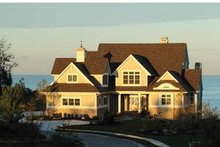 House Plan Design - Country Exterior - Front Elevation Plan #928-231