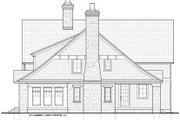 Craftsman Style House Plan - 4 Beds 3 Baths 3155 Sq/Ft Plan #928-245 Exterior - Other Elevation