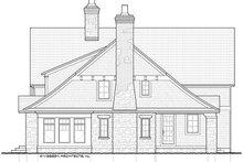 House Plan Design - Craftsman Exterior - Other Elevation Plan #928-245