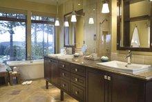 Dream House Plan - European Interior - Bathroom Plan #48-878